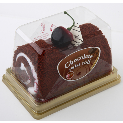 Swiss Roll Chocolate Towel Cake From SoldByAngels